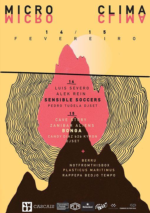 Esgotado - Festival Micro Clima - 3ª edição