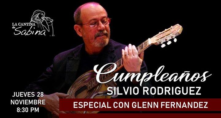 Esta semana celebramos el cumpleaños de Silvio Rodríguez