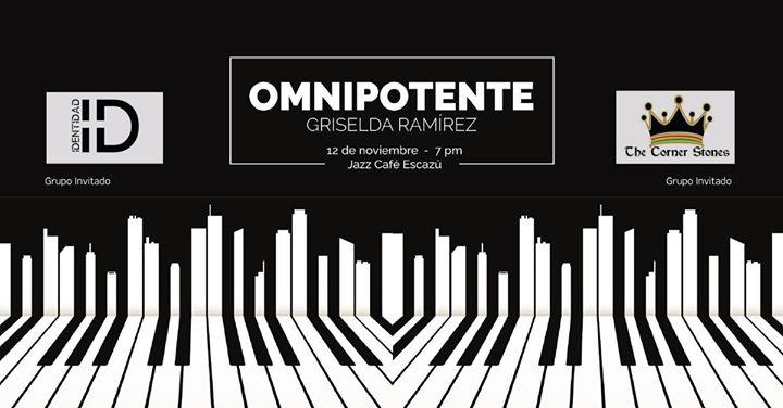 Concierto Omnipotente - Griselda Ramírez