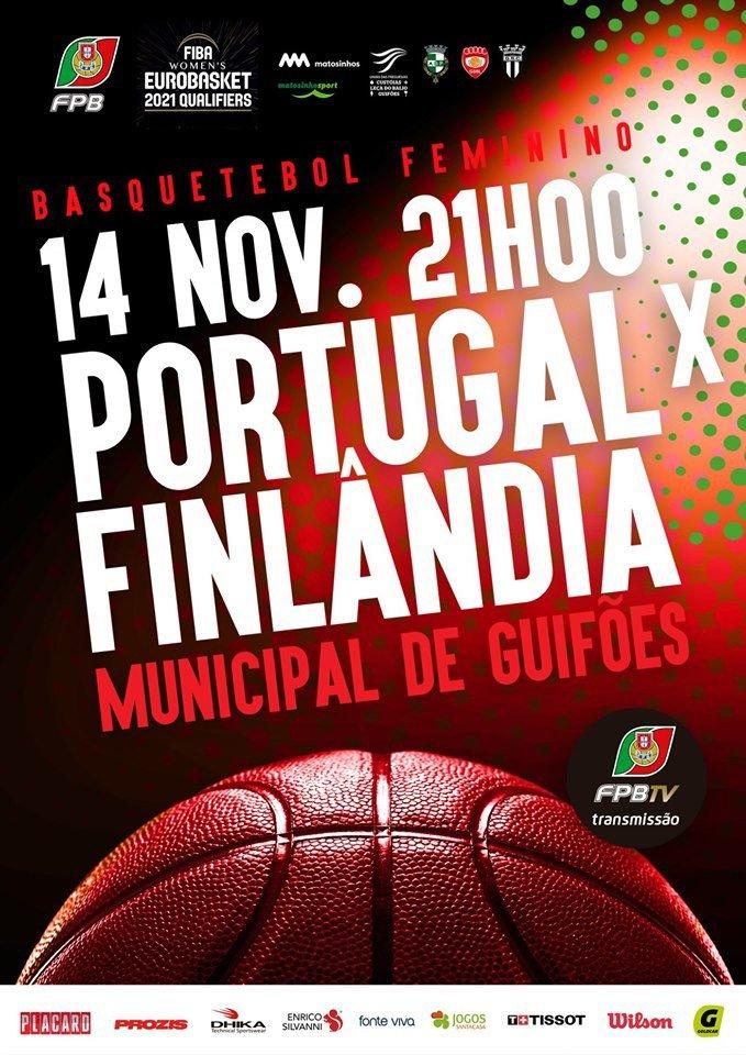 Portugal x Finlândia