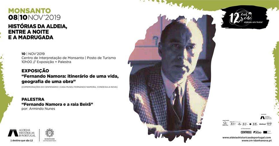Fernando Namora: itinerário de uma vida, geografia de uma obra