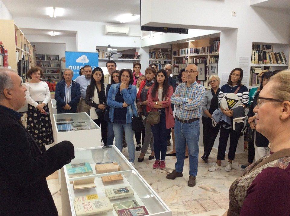 Coloquio en Castuera en torno a Escrito por Mujeres en Castuera