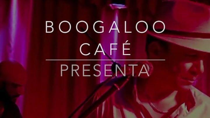 Marabú Salsa concierto en Boogaloo Cáceres
