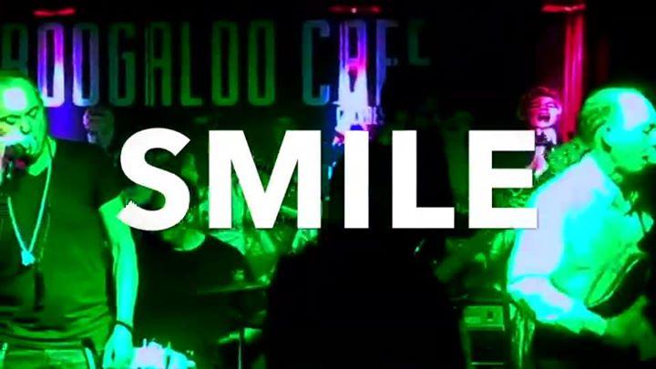 Smile concierto en Boogaloo Cáceres