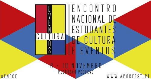 Encontro Nacional de Estudantes de Cultura e Eventos 2019