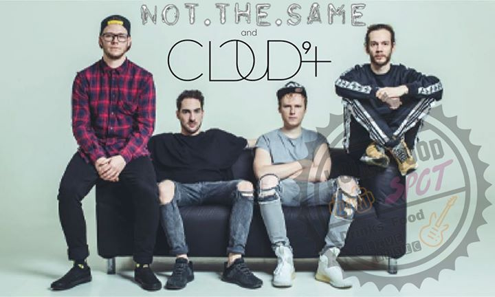 Cloud 9+ & NOT.THE.SAME - Hollywood Spot