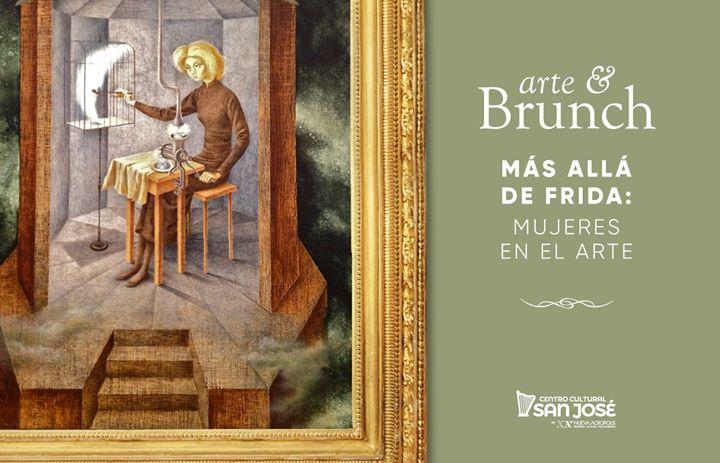 Arte y brunch: mujeres en el arte