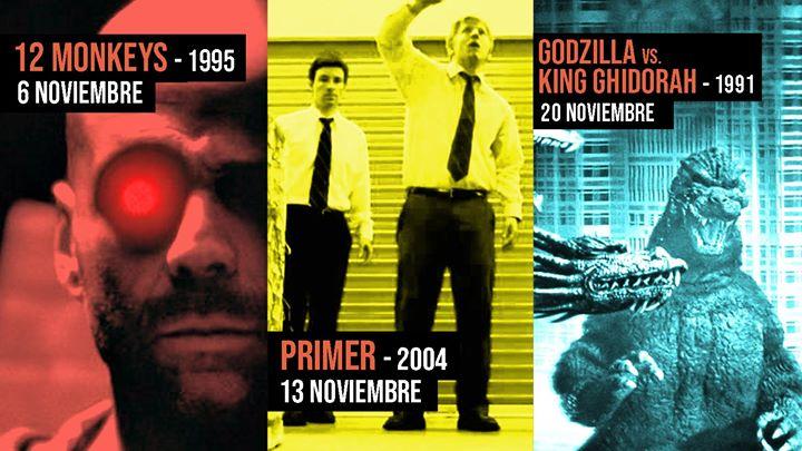 Garbo Serie B - Viajeros del Tiempo