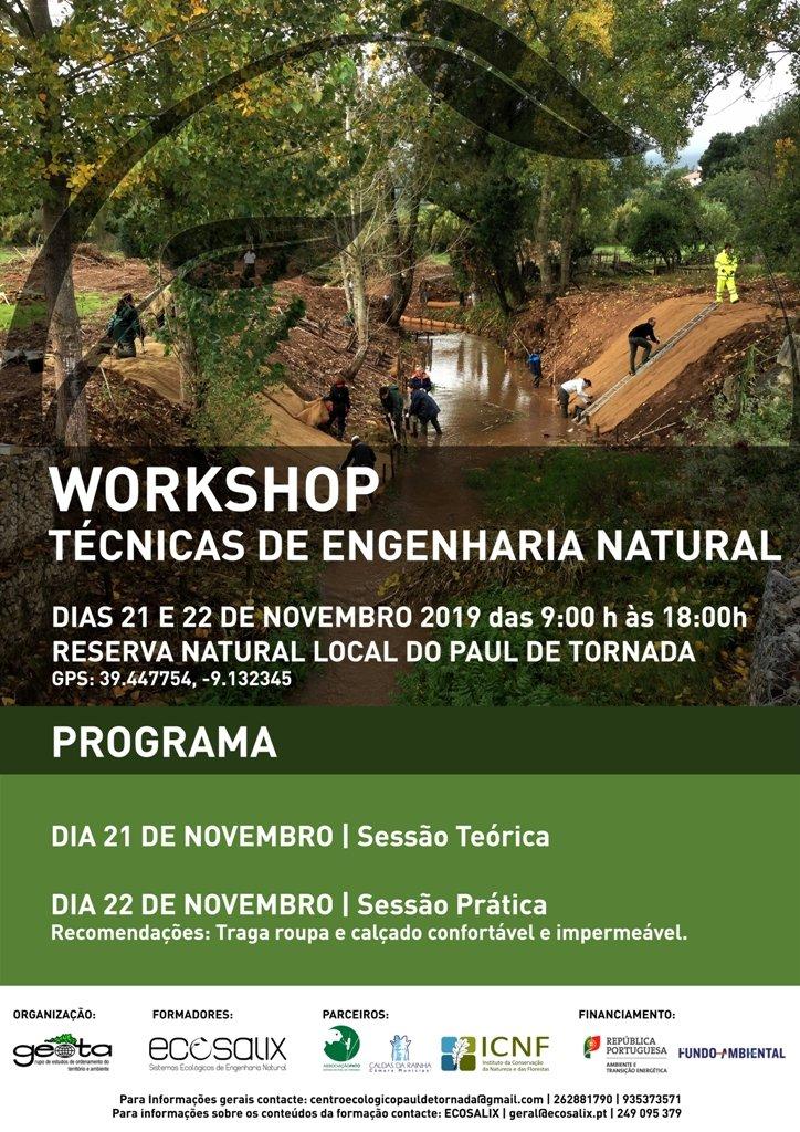 Workshop Engenharia Natural
