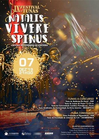 Natalis Vivere Spinus - Festival de Tunas