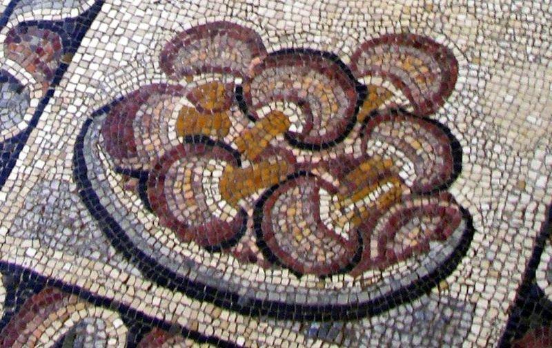 Las Setas en el Banquete Romano
