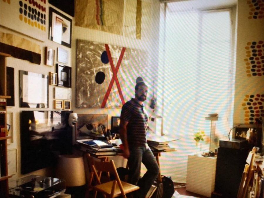 Manuel Casimiro: Pintar a Ideia