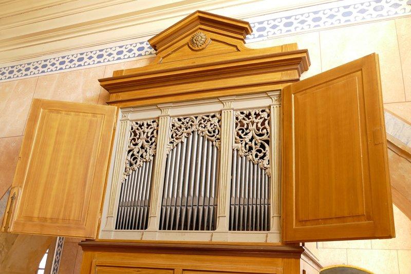 FÓS - Concerto Canto e Órgão / Voice and Organ Concert