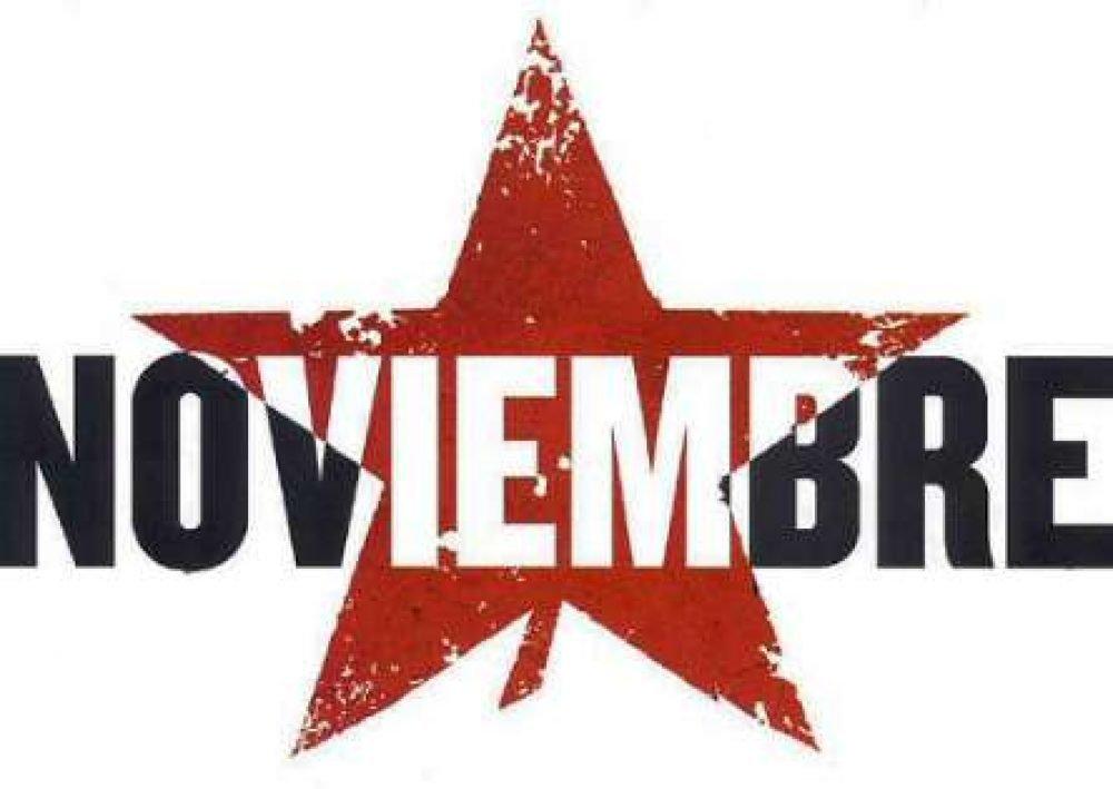 Actividades Espezia Noviembre