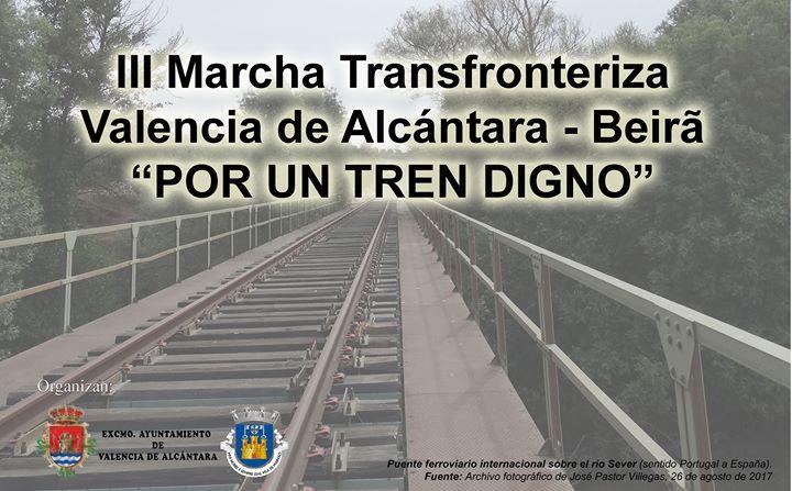 III Marcha Transfronteriza Valencia de Alcántara - Beirã