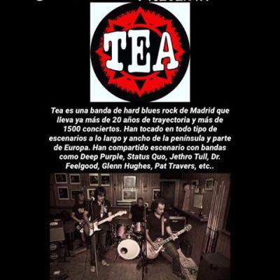 TEA Hard-blues-rock