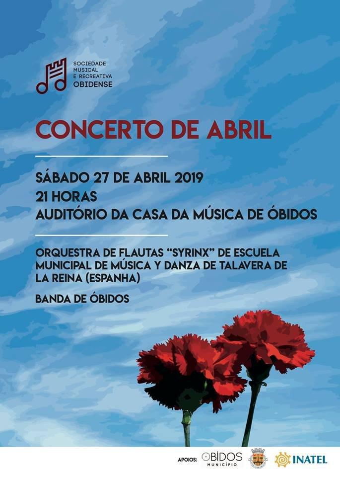 Concerto de Abril