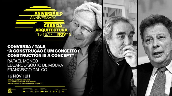 Conversa 'A Construção é um Conceito'
