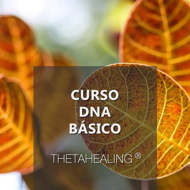 Curso DNA Básico ThetaHealing® Lisboa