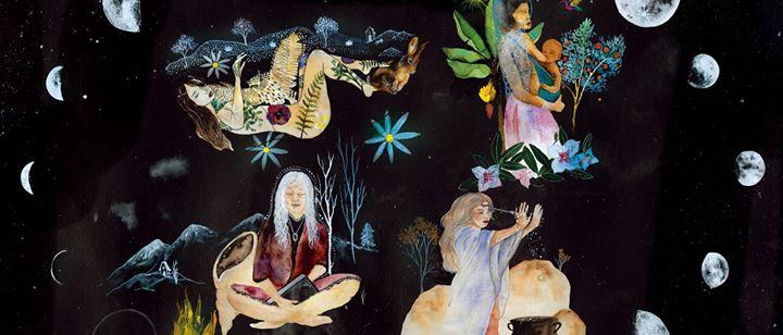 A Deusa dos mil nomes - jornada de cura e conhecimento