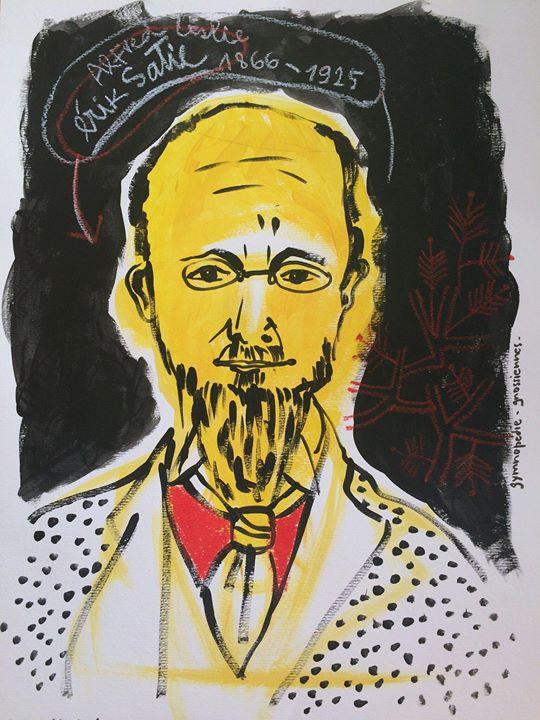Eu gosto muito do senhor Satie, de Joana Gama