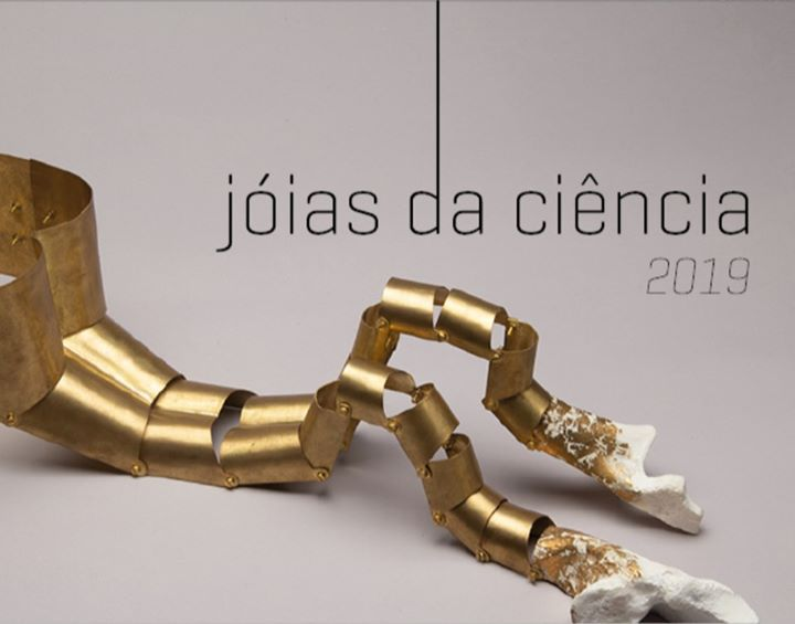 Exposição Jóias da Ciência