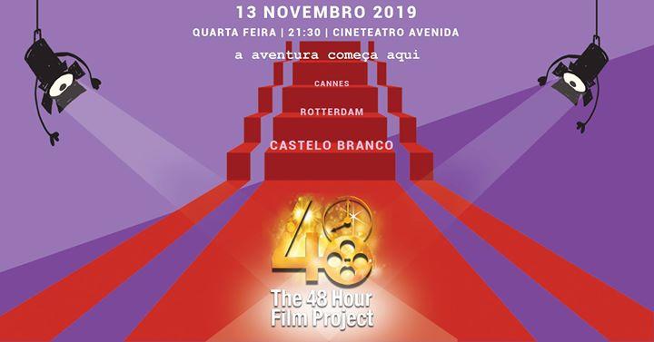 Estreia oficial - 48HFP Castelo Branco 2019