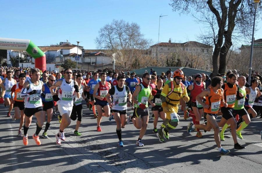 """Media Maratón """"Ciudad de Plasencia"""""""