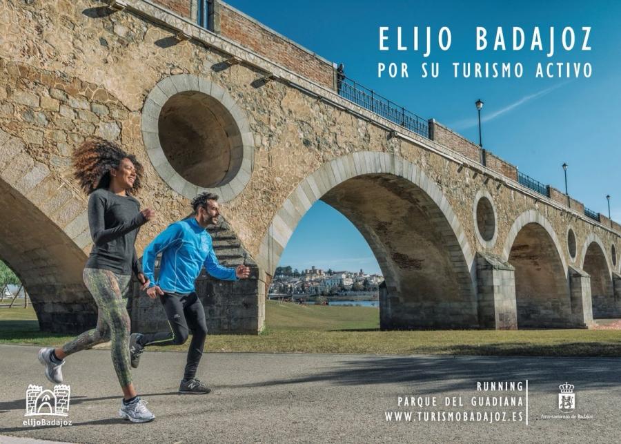 Maratón y Media Maratón Ciudad de Badajoz