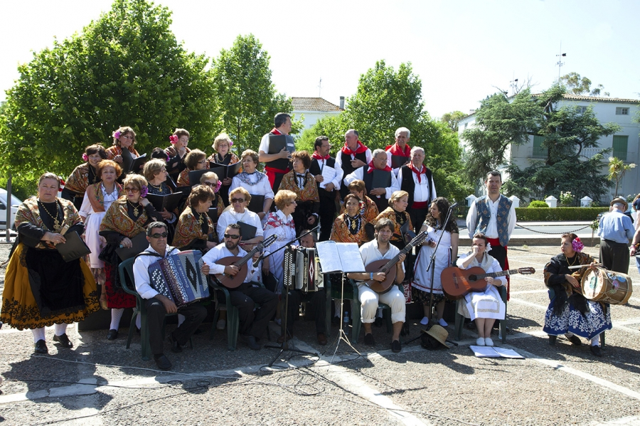 Romería de San Isidro en Valencia de Alcantara