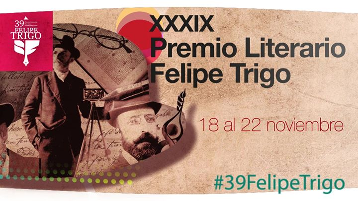 Gala literaria 39 edición del Premio literario Felipe Trigo.
