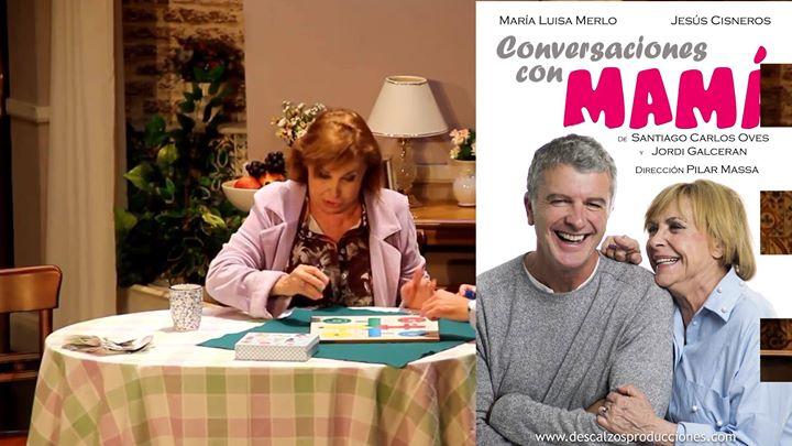 Teatro 'Conversaciones con mamá' #39FelipeTrigo