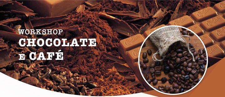 Workshop de Chocolate e Café