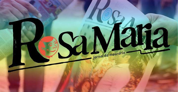Construção do Jornal Rosa Maria - Encontro de Comunidade #2