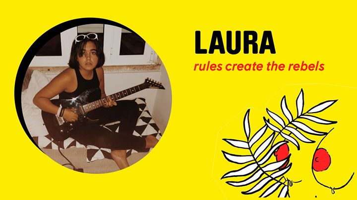 Laura | rules create the rebels