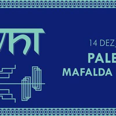 Palestra – Mafalda Sousa