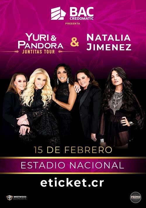 JUNTITAS TOUR Y NATALIA JIMENEZ