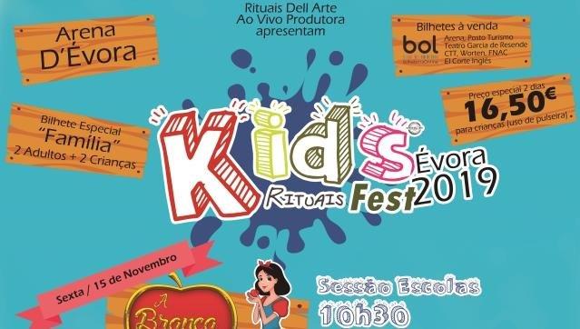 """KIDS RITUAIS FEST ÉVORA"""