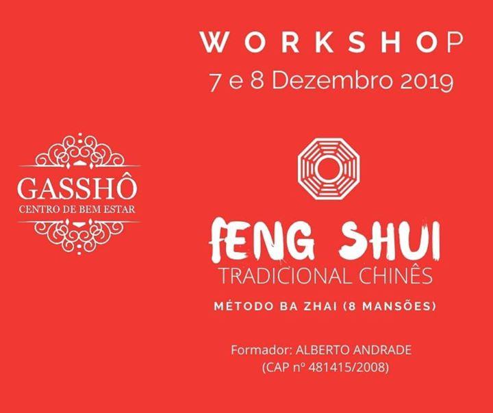 Workshop de Feng Shui Tradicional Chinês