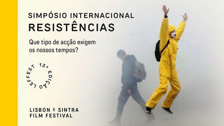 Simpósio Internacional: Resistências   Debates e Filmes