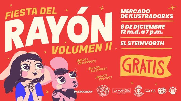 Fiesta del Rayon - Volumen II