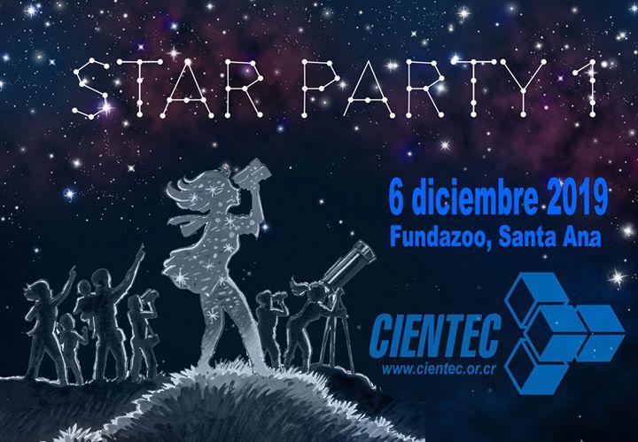 I Star Party 2019-2020