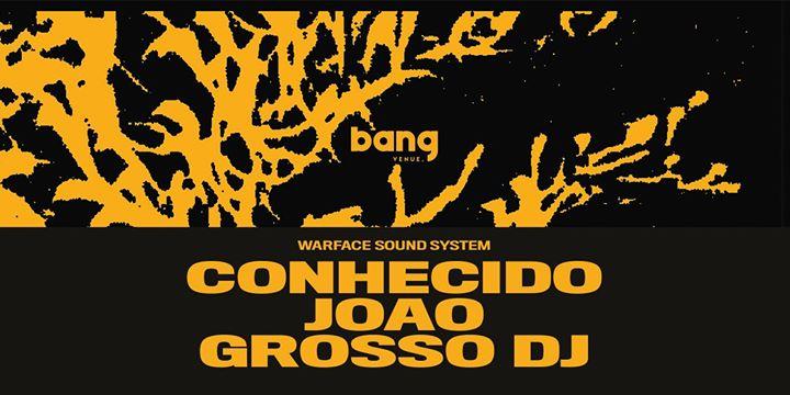 Warface Soundsystem | Clubbing | Bang Venue