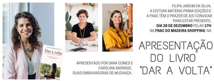 Apresentação do Livro 'Dar a Volta' (Madeira)