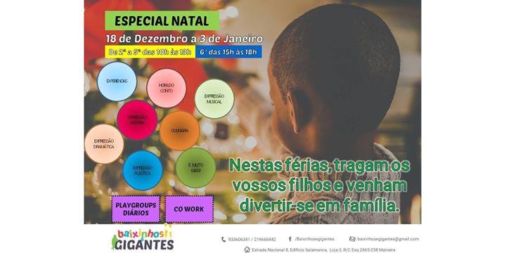 Playgroups - Especial NATAL