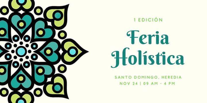 Feria Holística | I Edición