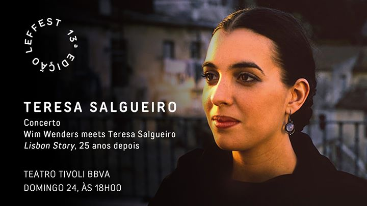 Concerto de Teresa Salgueiro | Leffest'19