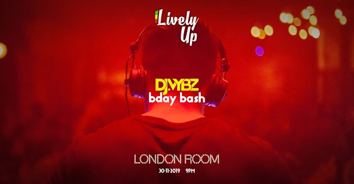 LivelyUp @London Room