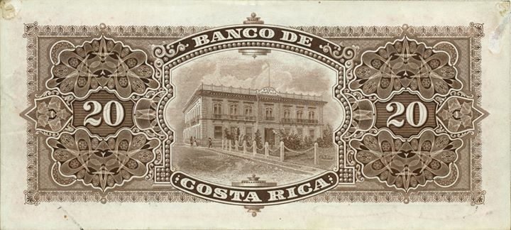 """Charla: Los""""verdaderos"""" billetes conmemorativos de C.R."""