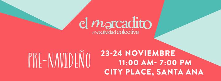 Mercadito Pre Navideño 1 City Place Santa Ana Gam Cultural
